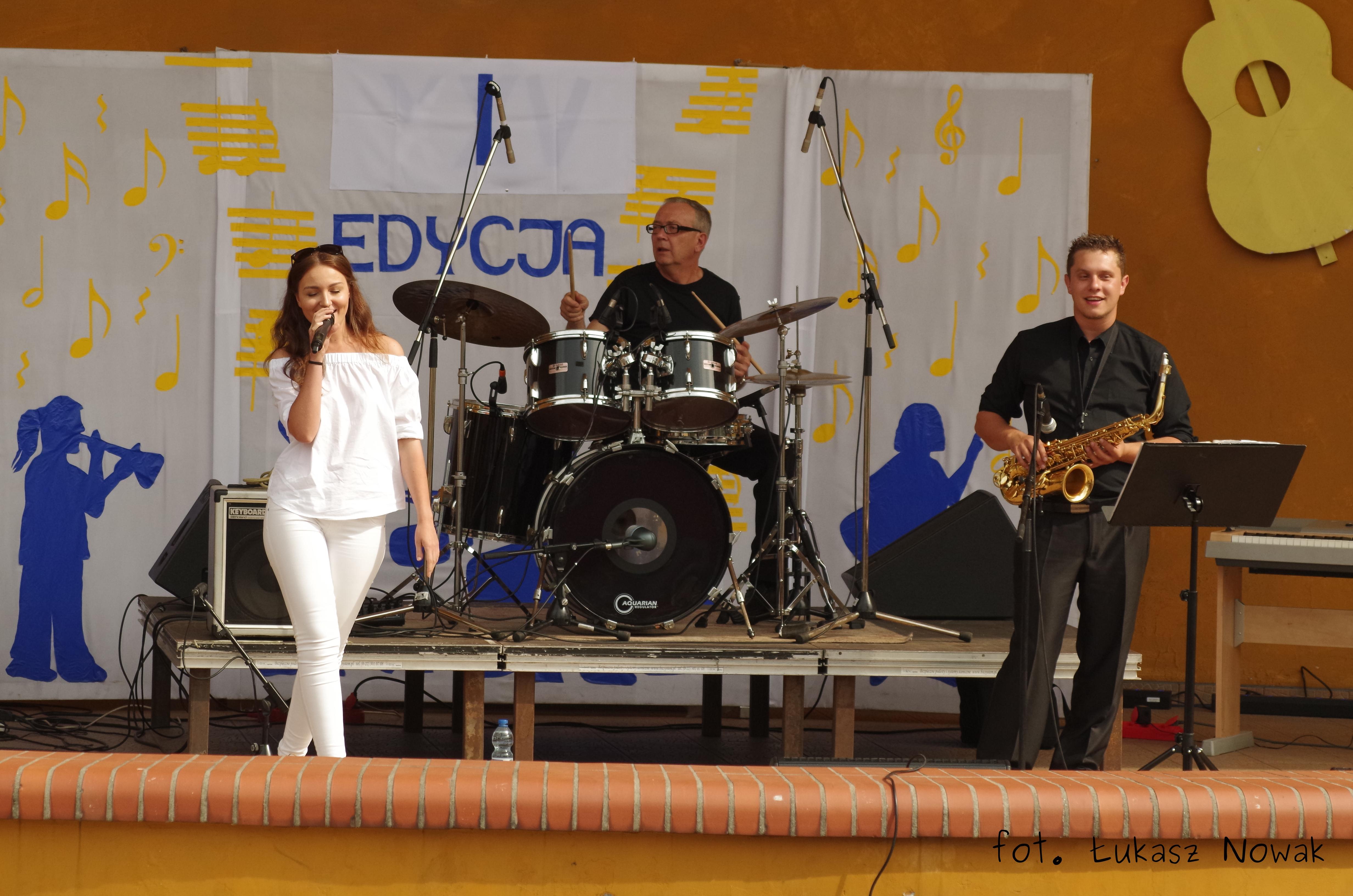 Turniej - Agata Żyła i Jacki Band Quartet (Knurów) (22)