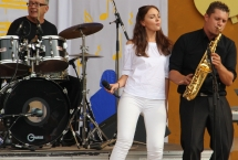 Turniej - Agata Żyła i Jacki Band Quartet (Knurów) (15)