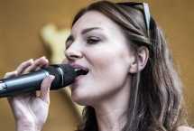 Turniej - Agata Żyła i Jacki Band Quartet (Knurów) (1)