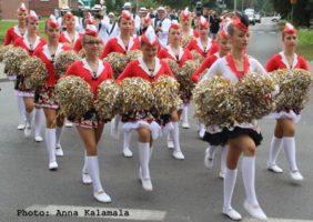 Mażoretki Pantery (Polska)a